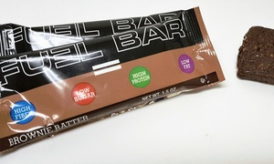 ProteinA Bakeries: $24 for $35 Worth of Fiber Protein Bars — Protein-A Bakeries