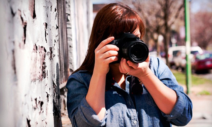 fotoscool - Bridgeland: $79 for a Basic Hands-on Photography Workshop from fotoscool ($280 Value). Two Dates Available.
