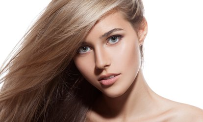 image for Cut, Blow-Dry and Colour at NT Hair (Up to 50% Off)