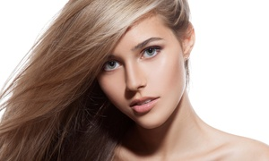 NT Hair: Cut, Blow-Dry and Colour at NT Hair (Up to 50% Off)