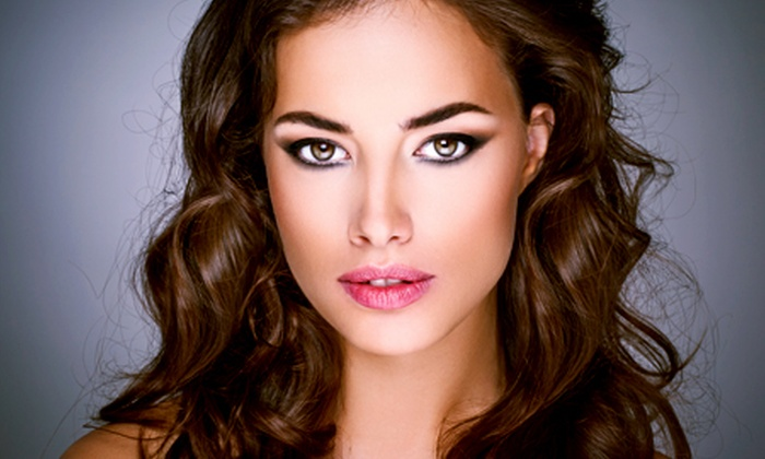 The Moon Beauty Salon - Dublin: Cut and Blow Dry With Steam Mask for €19 at The Moon Beauty Salon