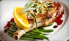 Sascha's 527 Cafe - Central Baltimore: $20 for $40 Worth of New American Dinner Food and Drinks for Two or More at Sascha's 527 Cafe