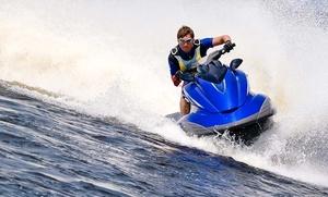 Excursión en 1 o 2 motos de agua desde 39,90 €