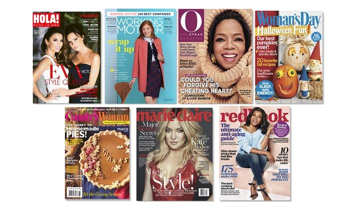 Hola magazine subscription