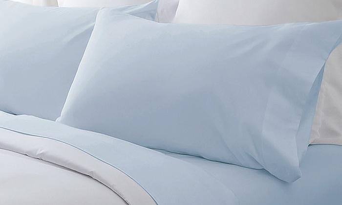 Hotel Grand 600-Thread-Count Egyptian-Cotton Rich Sheets: Hotel Grand Egyptian-Cotton Rich Sheet Set (Up to 69% Off). Multiple Colors Available. Free Shipping and Returns.