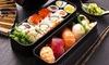 Wasabi Sushi Essen - Essen: 4-Gänge-Sushi-Menü für Zwei oder Vier im Wasabi Sushi Essen ab 22,90 € (bis zu 52% sparen*)