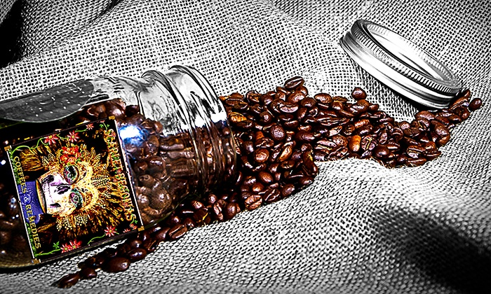 Scarlet Begonias Coffee Roasters - Miami: Organic, Fair-Trade Coffee from Scarlet Begonias Coffee Roasters (Up to 50% Off). Four Options Available.