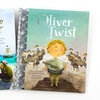 Classic Padded Stories Two-Pack: Oliver Twist and Treasure Island