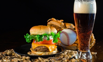 Up to 50% Off hamburgers  at Doc's Pad Bar and Grill