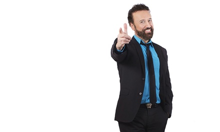 Yakov Smirnoff at Rialto Square Theatre on Saturday, September 27, at 8 p.m. (Up to 41% Off)