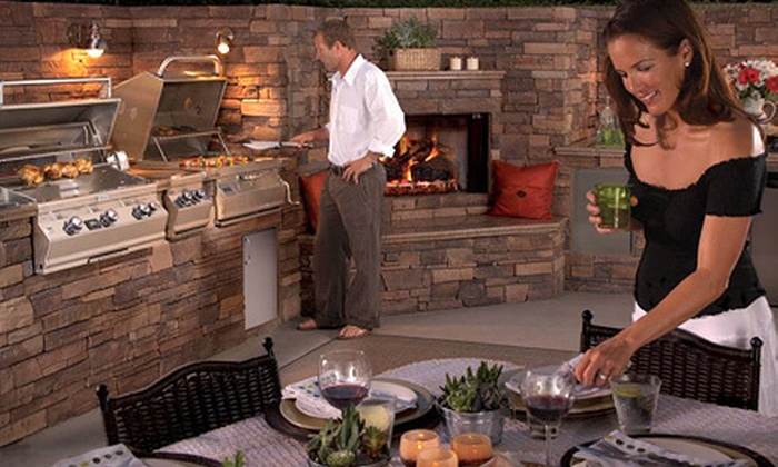 Day or Night Home & Hearth Services - Elkridge: $50 for $200 Worth of Patio Furniture, Grills, and Fireplaces at Day or Night Home & Hearth Services in Hanover