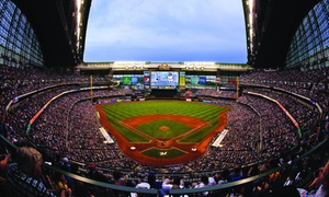 Milwaukee Brewers: All-Inclusive Milwaukee Brewers Game (August 26–September 25)