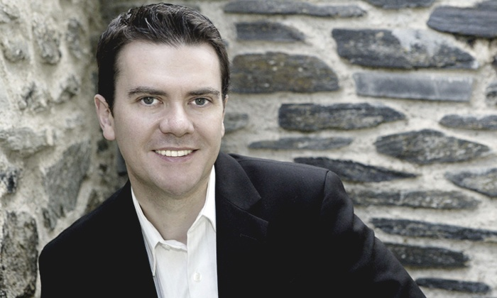 Cathal Breslin - UNCG Recital Hall: Cathal Breslin on Saturday, October 31, at 8 p.m.