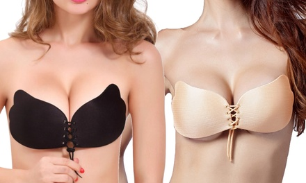 Reusable Butterfly Gel Push-Up Bra (1- or 2-Pack)