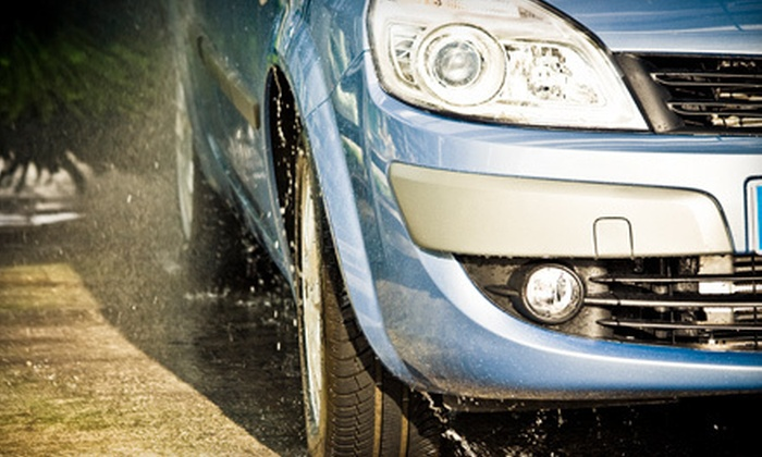 Get MAD Mobile Auto Detailing - Downtown Lubbock: Full Mobile Detail for a Car or a Van, Truck, or SUV from Get MAD Mobile Auto Detailing (Up to 53% Off)