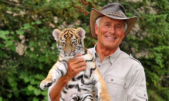 "Jack Hanna Into the Wild Live - State Theatre: ""Jack Hanna into the Wild Live"" Plus Safari Hat and Binoculars at State Theatre on February 16 (Up to 44% Value)"