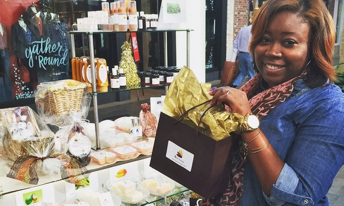 Butter Therapy - Multiple Locations: Organic Skincare Products for Men and Women at Butter Therapy (50% Off). Two Options Available.