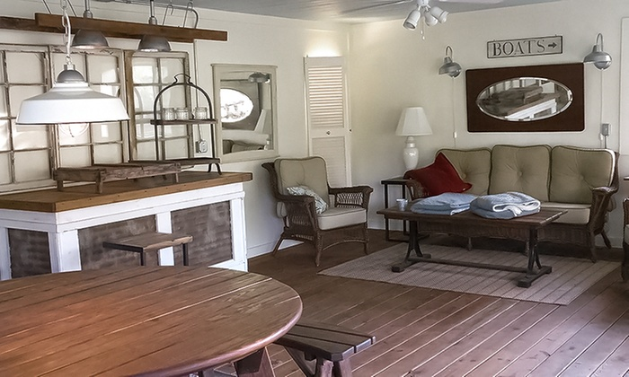 Private Riverfront Condos in Texas Hill Country