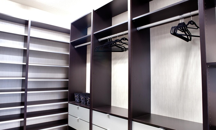 Closets By Rose - Raleigh / Durham: Three Hours of Home Organization Services from Closets by Rose (50% Off)