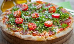 Restauracja Stara Chata: Wybrana pizza za 29,99 zł i więcej opcji w Restauracji Stara Chata w Gliwicach