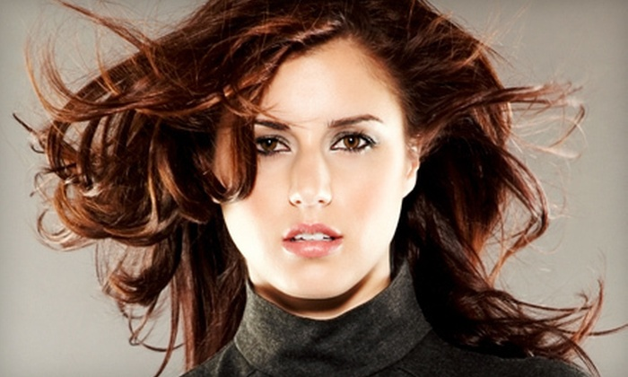 Styles by Nati - Far West Side: Haircut, Blow-Dry, and Style with Optional Color or Full or Partial Highlights at Styles by Nati (Up to 53%Off)
