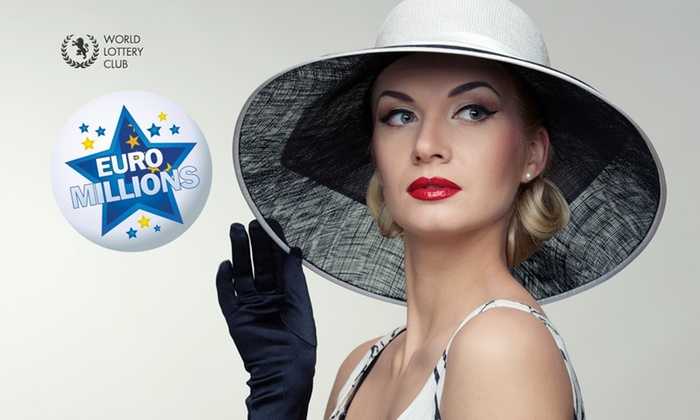 World Lottery Club: World Lottery Club: Half Price Tickets To Bet On EuroMillions