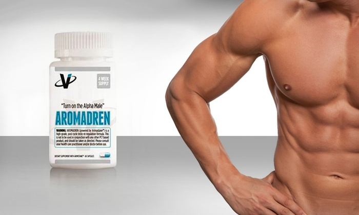 60 Capsules of Aromadren Testosterone-Enhancing Supplement: 60 Capsules of Aromadren Testosterone-Enhancing Supplement. Free Shipping