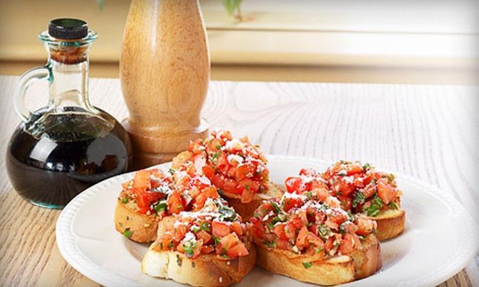 Cafe Allegro - Tigard Neighborhood Area 6: $15 for $30 Worth of Italian Cuisine at Cafe Allegro