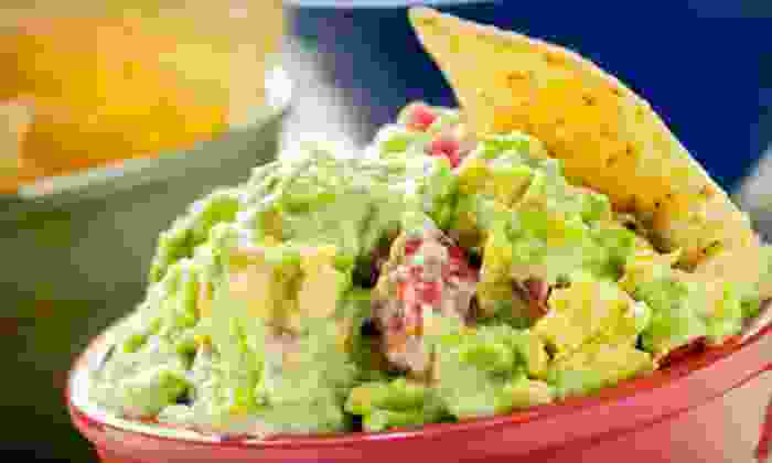 El Norte  - Edgewater: Mexican Dinner or Lunch for Two at El Norte (Up to 57% Off)