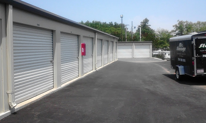 Mr. Storage - Multiple Locations: $40 for a Three-Month Storage-Unit Rental at Mr. Storage (Up to $180 Value)