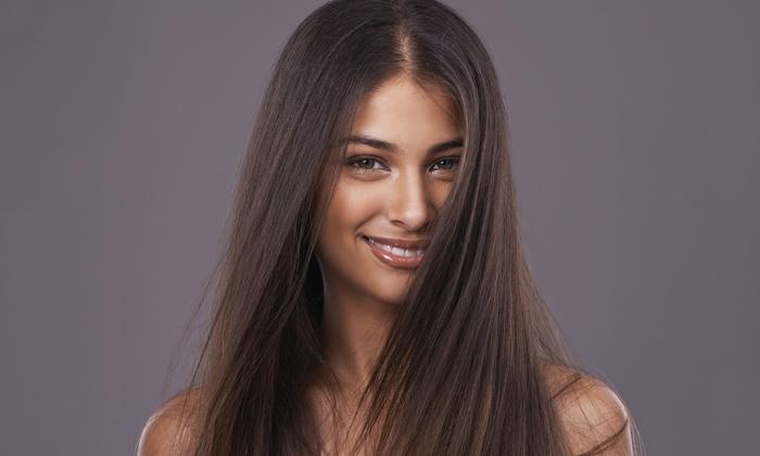 Gabrielle DiFiore Hair at  ZenSalon - Cherry Creek: Brazilian Blowout from Gabrielle DiFiore at ZenSalon (64% Off)