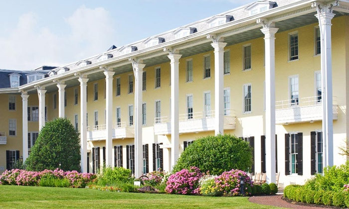 Congress Hall - Cape May, NJ: 1-Night Stay with Dining Credit at Congress Hall in Cape May, NJ