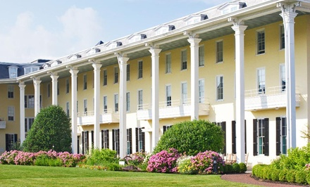 1-Night Stay with Dining Credit at Congress Hall in Cape May, NJ