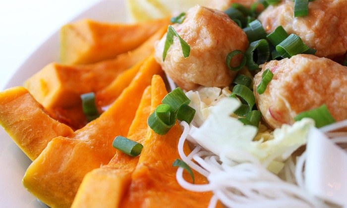 MaThai Hotpot Restaurant - City Centre: C$26.99 for Thai-Style Tom Yum Hot Pot Meal for Two at MaThai Hotpot Restaurant (C$38.30 Value)