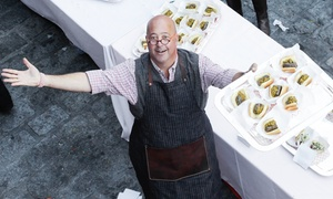 Food Network & Cooking Channel New York City Wine & Food Festival presented by FOOD & WINE: $75 for Top Dog Hot-Dog Cook-Off with Andrew Zimmern at New York City Wine & Food Festival ($110.50 Value)