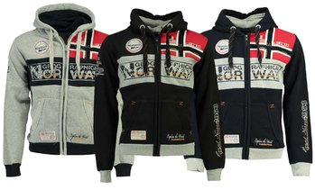 Felpa Flyer Men Geographical Norway