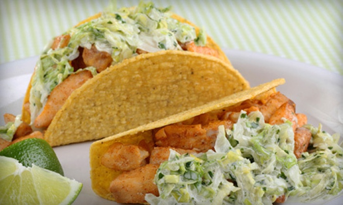 Puerto Vallarta Grill - Anapra: Mexican Seafood for Dinner or Lunch at Puerto Vallarta Grill (Half Off)
