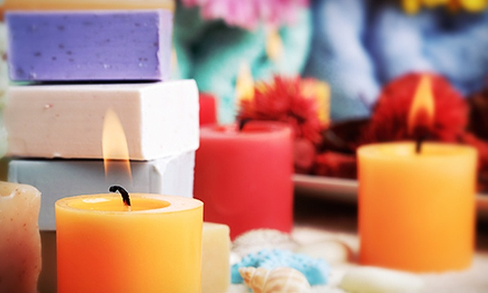 Knoxville Soap, Candle & Gifts - Knoxville: Home Accessories at Knoxville Soap, Candle, & Gifts (Up to 55% Off). Two Options Available.