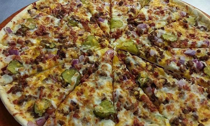 Pizza Inn - Springfield MO: Pizza Buffet for Two or Four at Pizza Inn (Up to 47% Off)