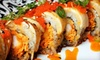 Kobe Hero Japanese Steak and Sushi Bar - Carrington Park: $12 for $25 Worth of Hibachi Cuisine and Sushi at Kobe Hero Japanese Steakhouse and Sushi Bar
