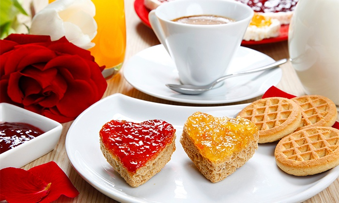 Desayunos y meriendas a domicilio desayunos con encanto - Preparar desayuno romantico ...