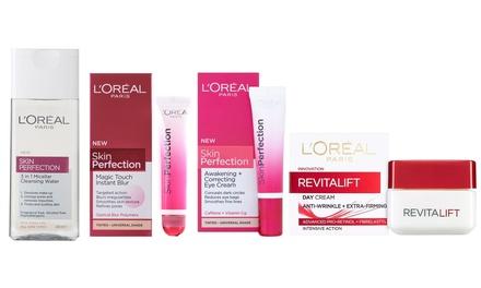 L'Oreal FourPiece Skin Care Set