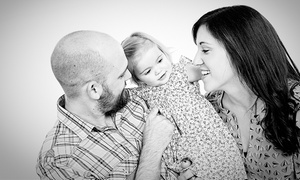 Daniel Moore Photography: £15 for a Family Photoshoot With Five Prints at Daniel Moore Photography (40% Off)