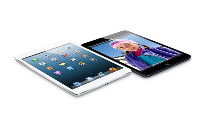 Apple iPad Mini 32GB with WiFi: Apple iPad Mini 32GB with WiFi in Black or White. Free Returns.