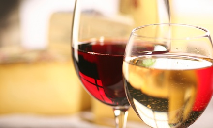 Wine Tasting for Two or Four with Take-Home Bottles at Bunting Winery (Up to 55% Off)