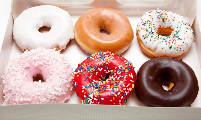 Daylight Donuts - Southbelt/ Ellington: $13 for One Dozen Treats at Daylight Donuts (Up to $27.48 Value)