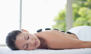 Haven Day Spa: 60-Minute Hot-Stone, Swedish, or Deep-Tissue Massage for One or Two at Haven Day Spa (Up To 53% Off)