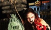 Fright Kingdom - Fright Kingdom: VIP Admission for Two to Fright Kingdom (Up to 22% Off). Two Options Available.