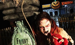 Fright Kingdom: VIP Admission for Two to Fright Kingdom (Up to 41% Off). Two Options Available.