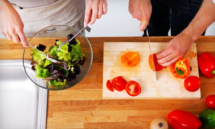 Naked Nutrition - Flemington: One or Three Organic-Cooking Classes for Two at Naked Nutrition in Flemington (Up to 70% Off)